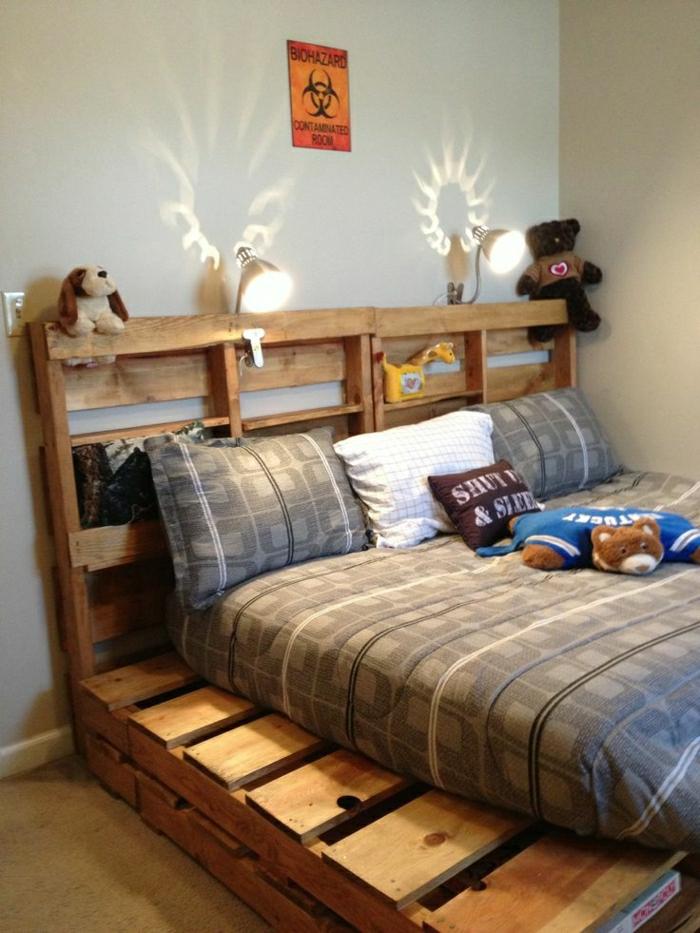 Кровать для подростка своими руками