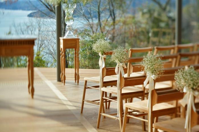 венчание в необычной церкви