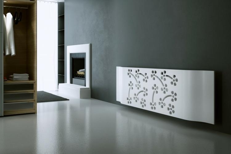 Металлический защитный экран для радиаторов от Radiator Cabinets
