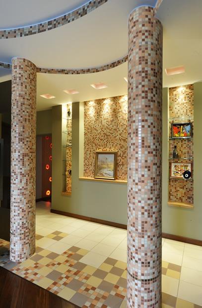 Перепланировка длинного узкого коридора в квартире фото