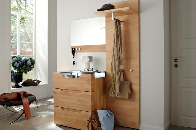 дерево используемое для мебели ольха интерьер коридора фото