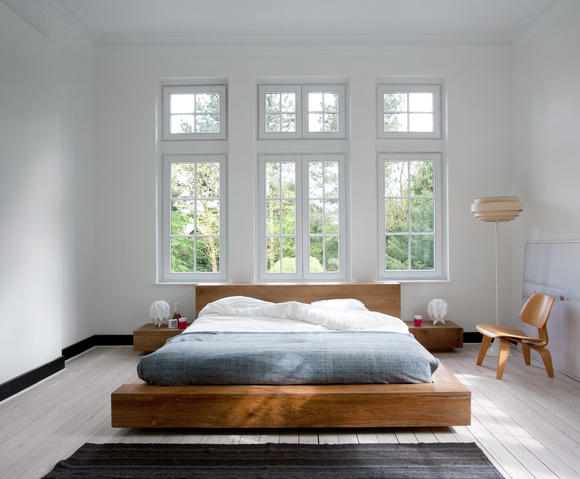 мебель дерево кровать стул фото