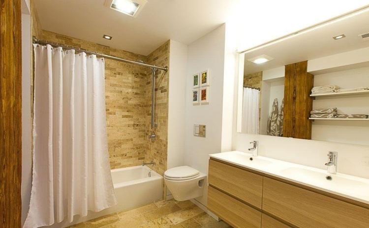 песочная плитка-мозаика лдя ванной комнаты