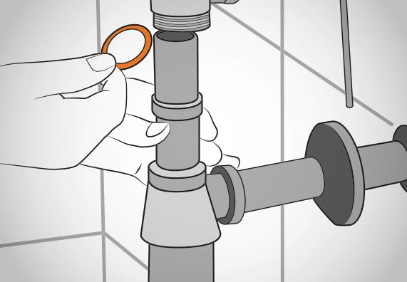 самостоятельная установка раковины в ванной своими руками фото инструкция