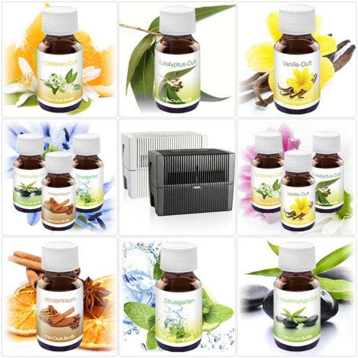 увлажнитель вента ароматизация эфирные масла фото