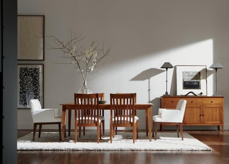 классический интерьер столовой фото