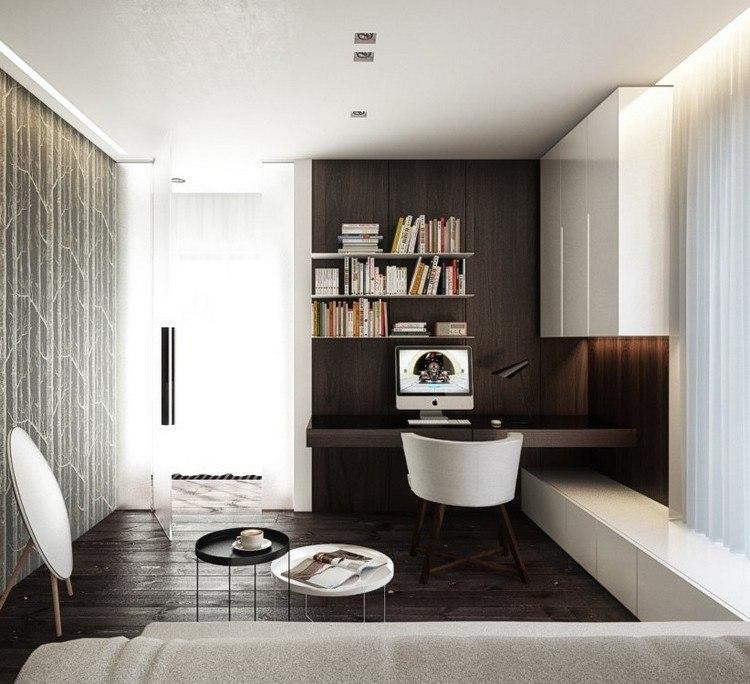 комната фрилансера фото дизайн интерьер