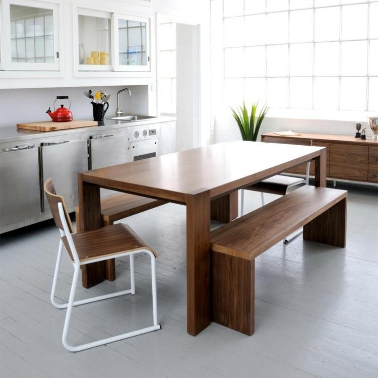 маленькая кухня столовая интерьер фото дизайн