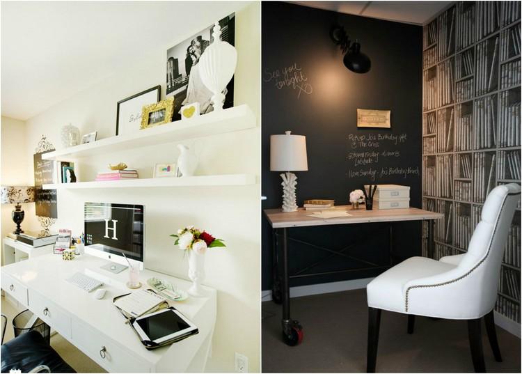 современный дизайн кабинета в квартире фото