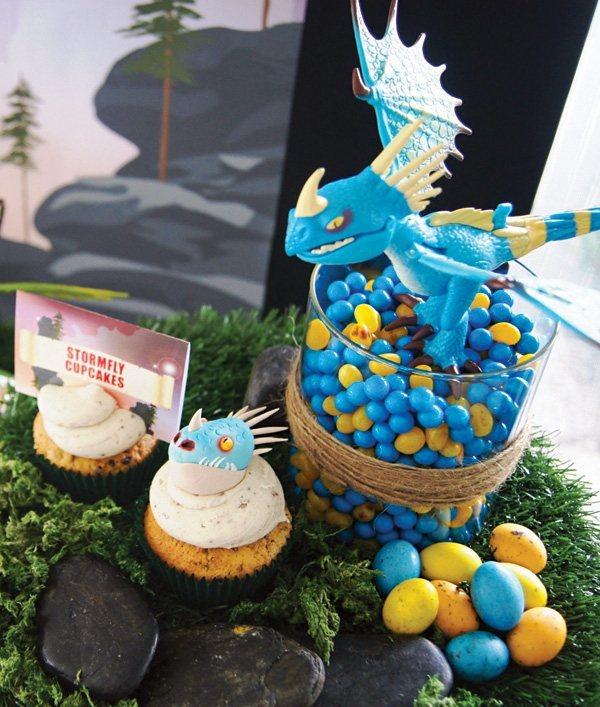 декор оформление детского праздника фото в стиле динозавры мальчики еда идея