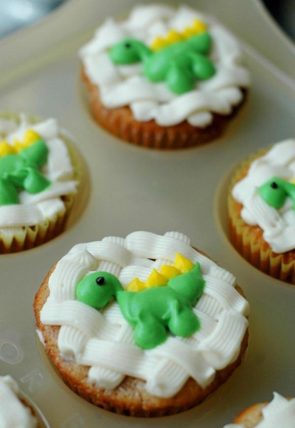 декор оформление детского праздника фото в стиле динозавры своими руками тортики