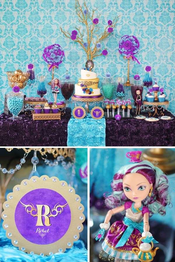 декор оформление детского праздника фото в стиле принцесса девочка украшения