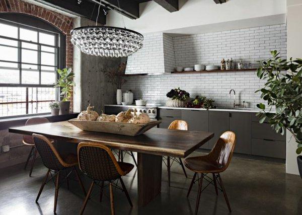 деревянные стулья для кухни фото со спинкой