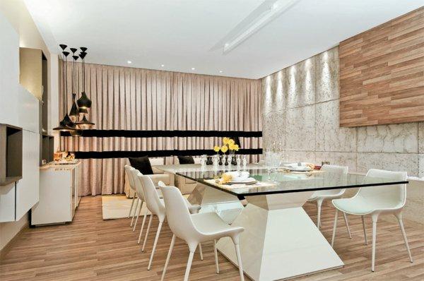 кожаные стулья обеденные для кухни фото белые люкс