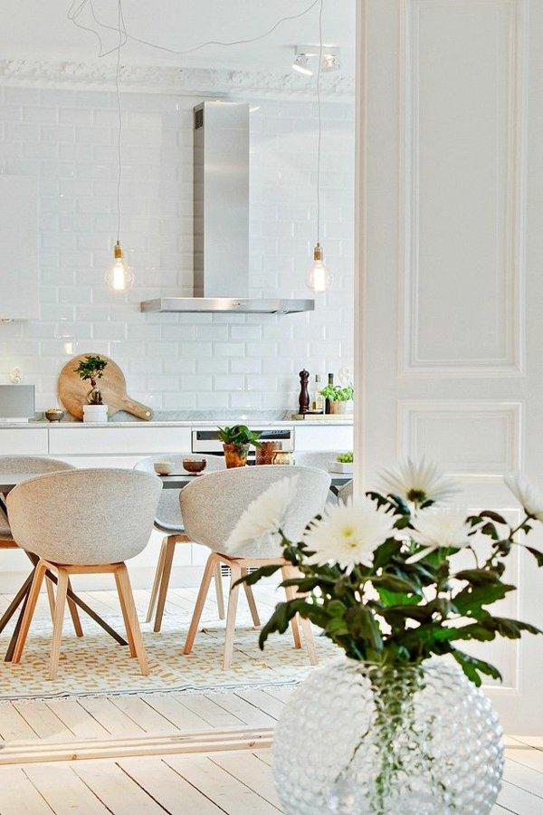 мягкие современные стулья обеденные для кухни фото кресла серые деревянные