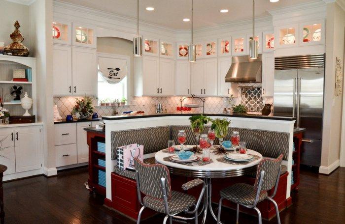 мягкие стулья для кухни фото с уголком