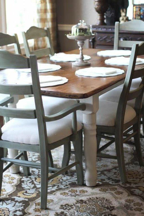 мягкие винтажные стулья для кухни фото серые