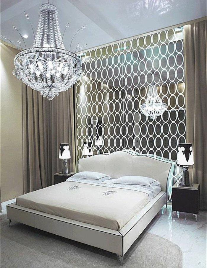 освещение спальни в интерьере фото