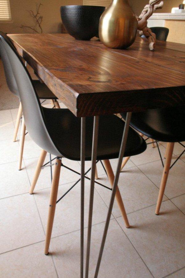 пластиковые черные стулья обеденные для кухни фото