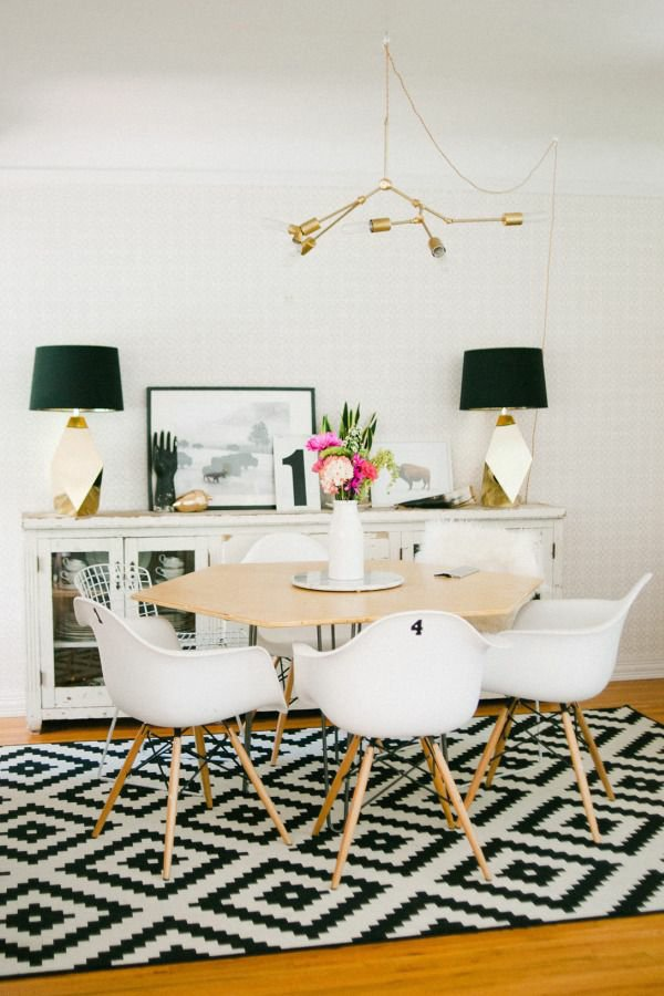 пластиковые стулья для кухни фото современные белые
