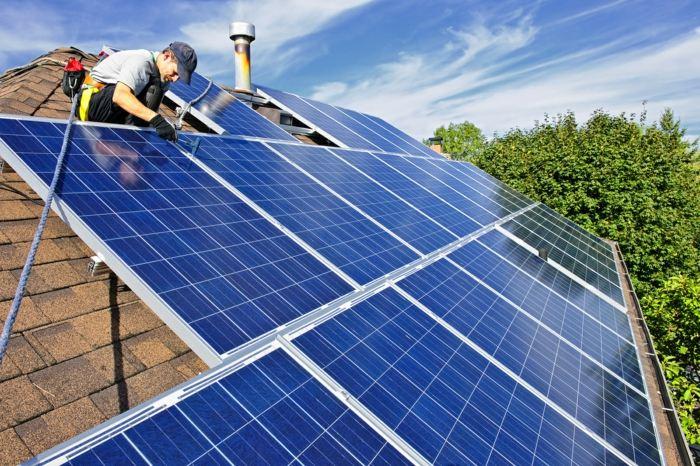 солнечная батарея для дачи