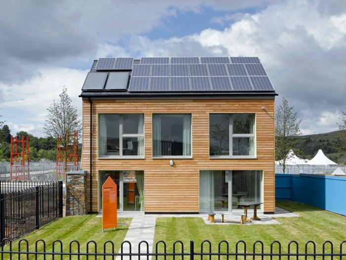 электроснабжение солнечная батарея в частном доме
