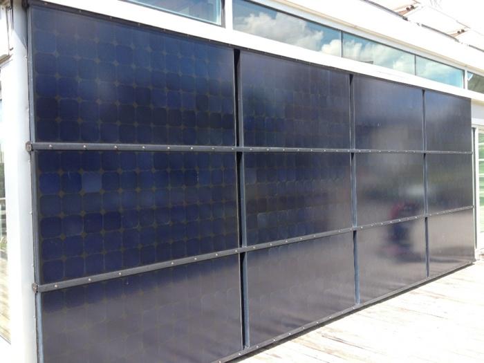 энергия от солнечная батарея отопление