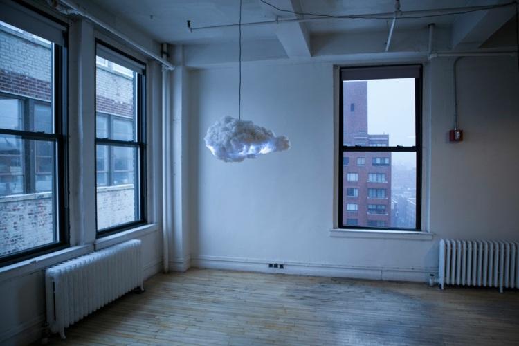diy облако лампа своими руками декорирование интерьера инструкция