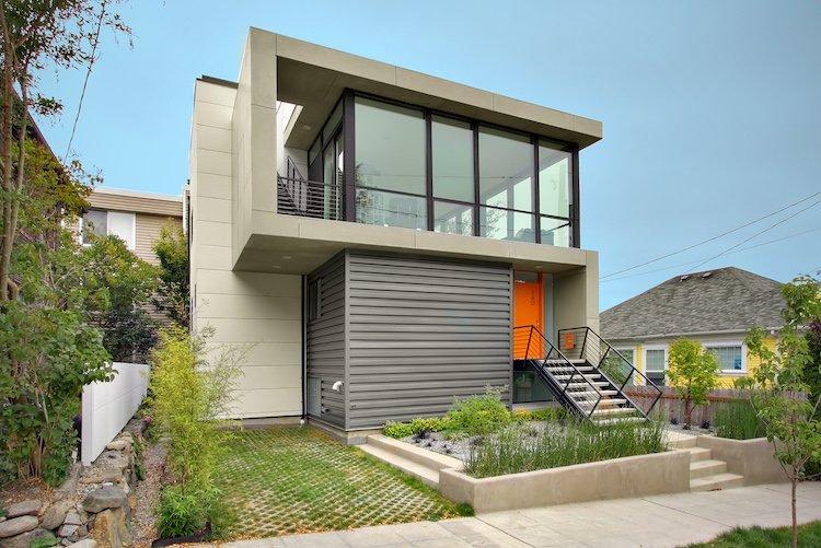 идея садовой бетонной лестницы своими руками