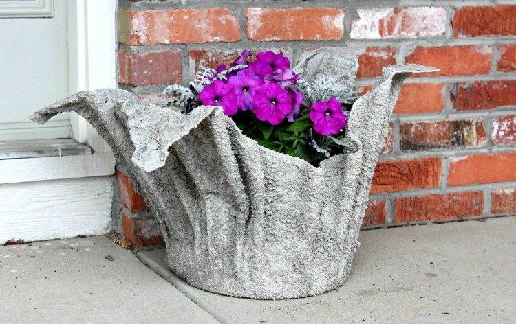 Декор из бетона для сада купить бетон куб монино
