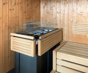 электрическая печь для бани и сауны фото