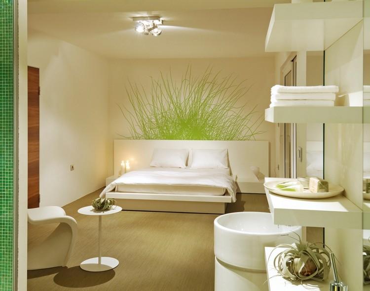 бежевый ковролин в интерьере фото палас на пол спальня белая мебель
