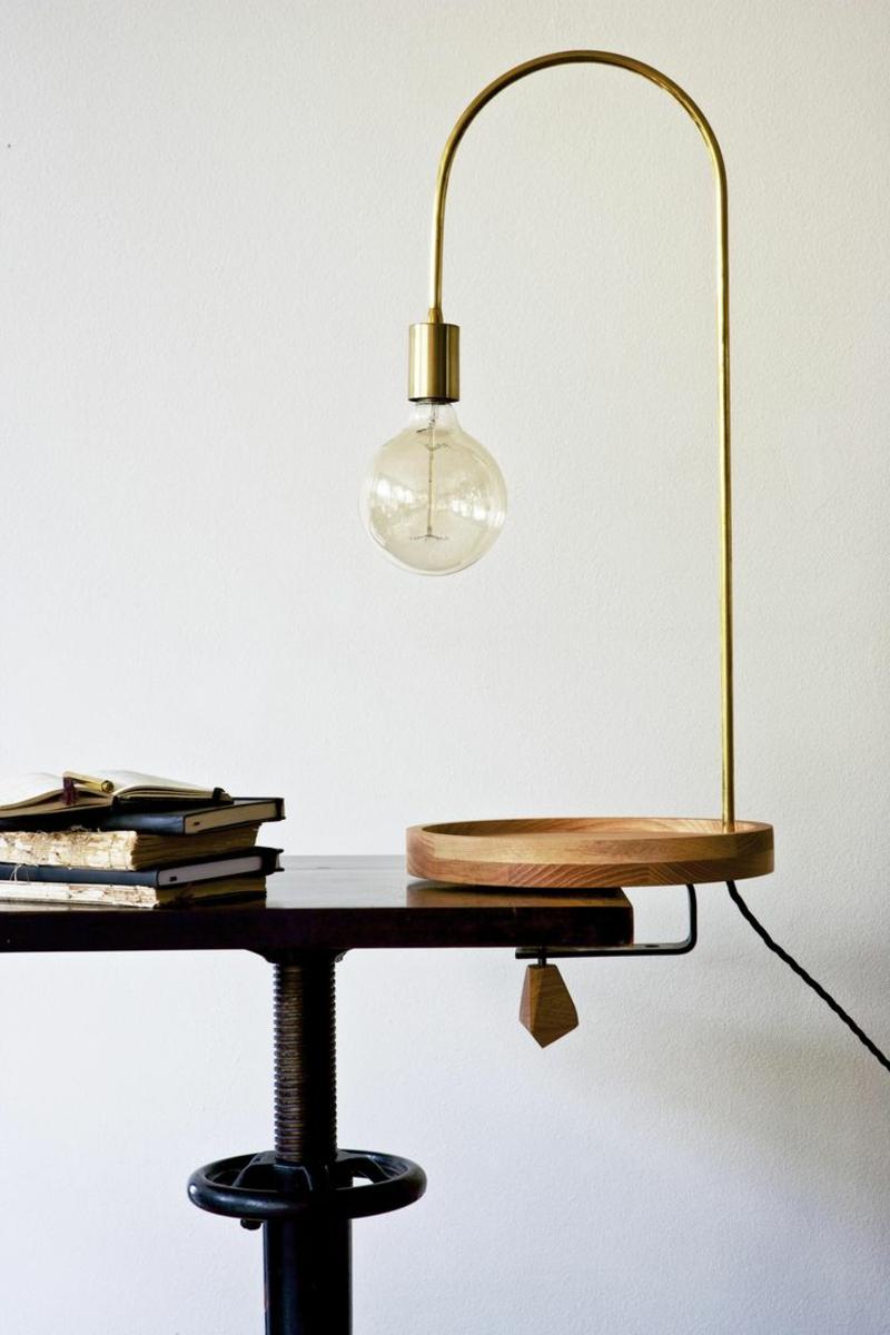освещение офиса фото домашний офис дизайнерская настольная лампа
