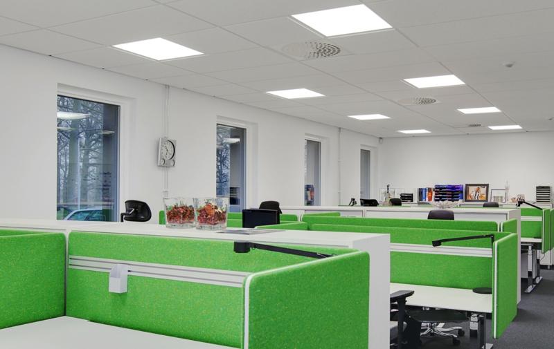 освещение офиса фото офисные светильники