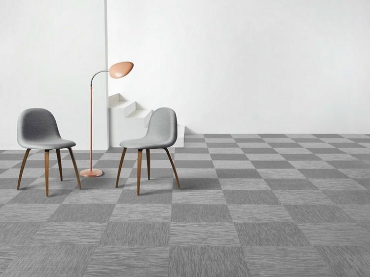 светло серый ковролин в интерьере фото палас на пол узор квадраты