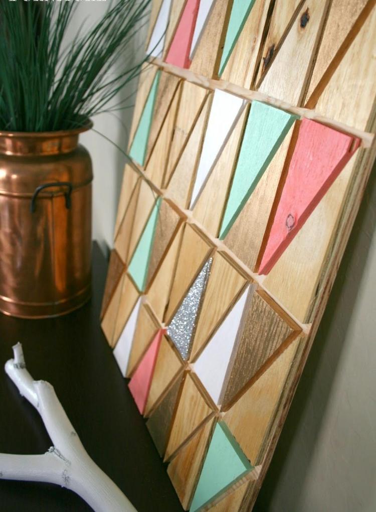 деревянная картина своими руками (5)