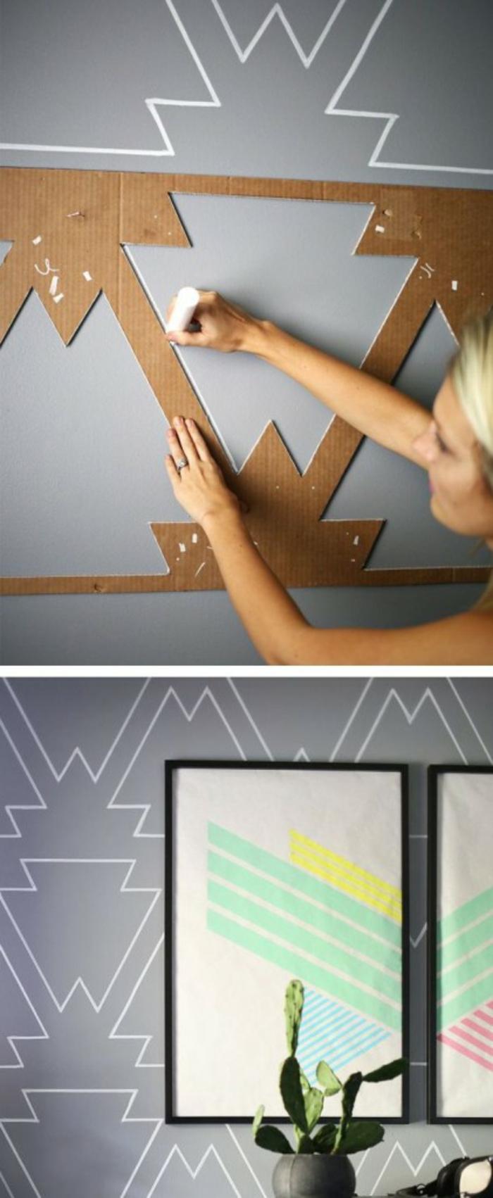 идеи декора стен фото