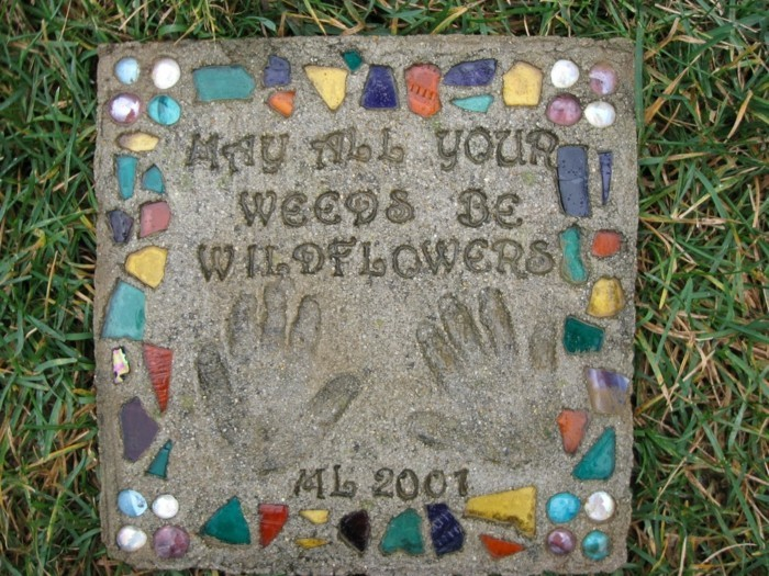 мозаичная бетонная плитка своими руками фото (7)