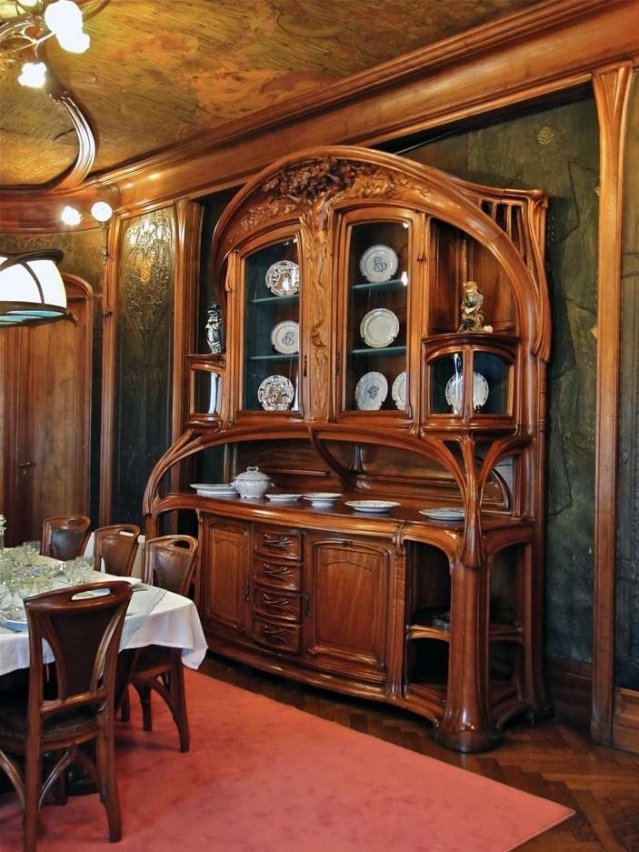 кухня в стиле модерн фото мебель столовая
