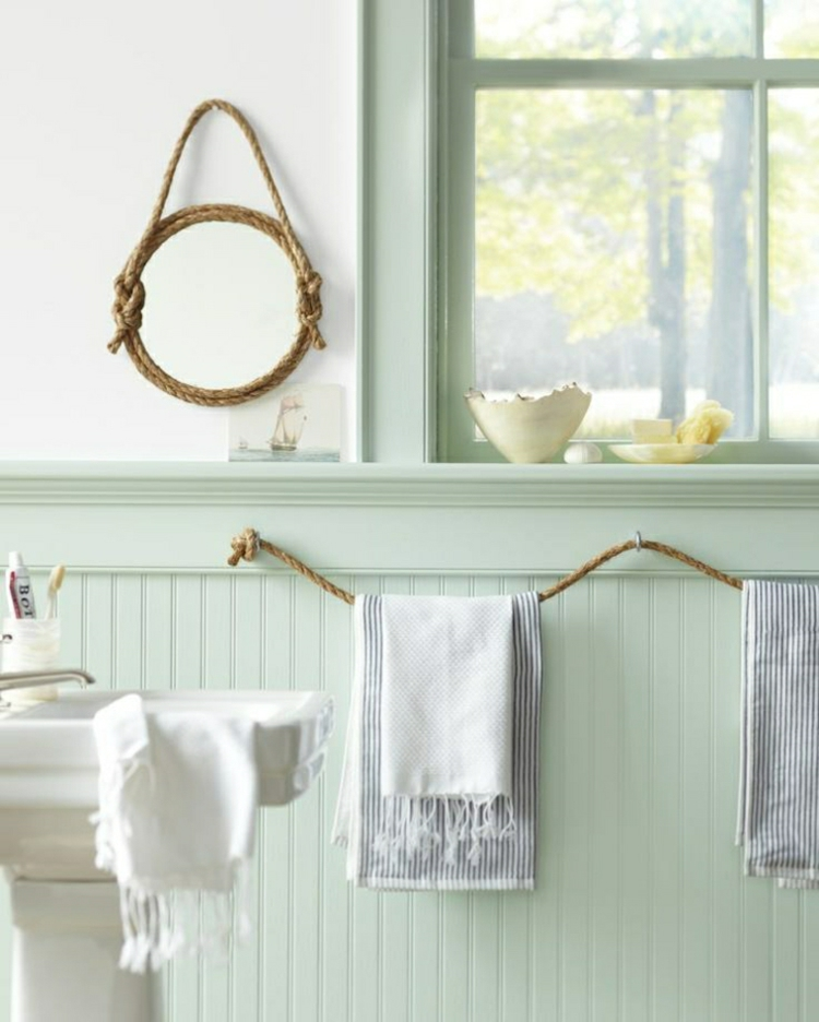 держатель для полотенец в ванную своими руками (13)