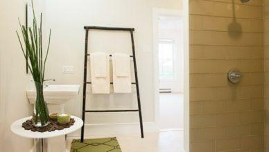 держатель для полотенец в ванную своими руками (18)