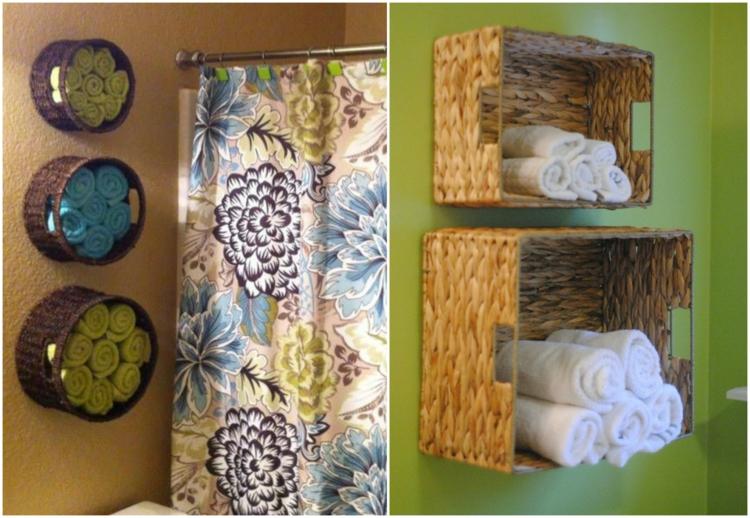 держатель для полотенец в ванную своими руками (7)