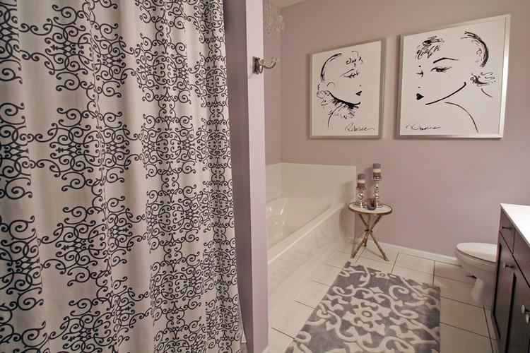 картины в ванную комнату фото