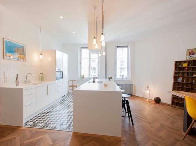 керамическая плитка на кухне (1)