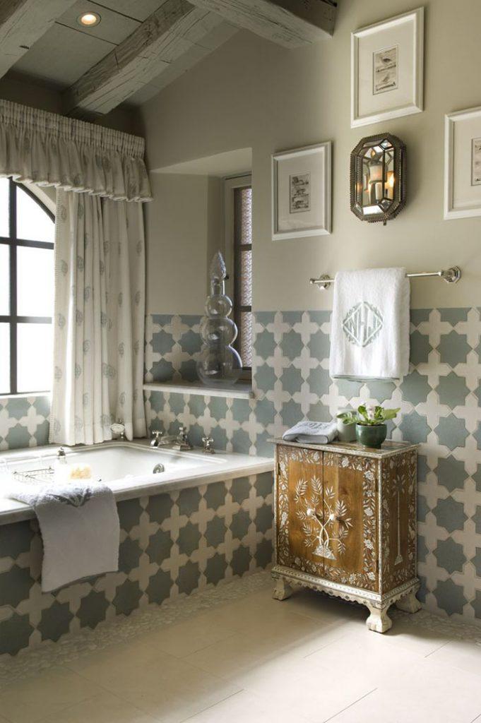 марокканский стиль интерьера своими руками в гостиной ванне кухне фото