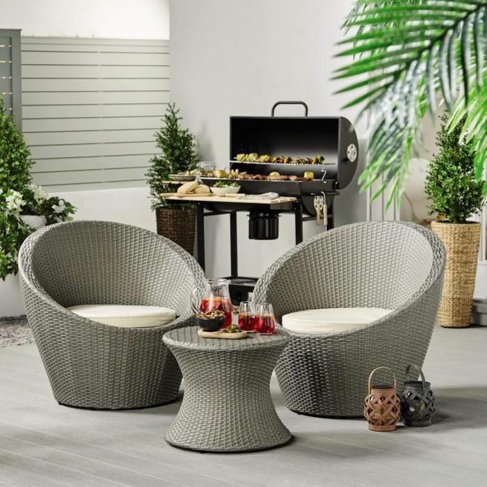 мебель для террасы и веранды фото