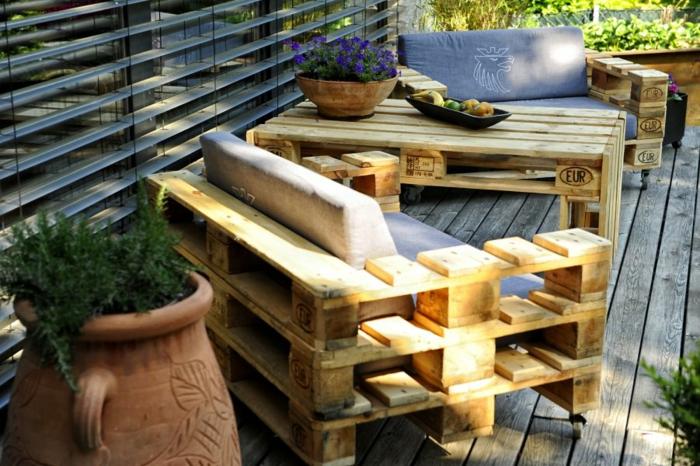 мебель из паллет мебель из поддонов своими руками фото