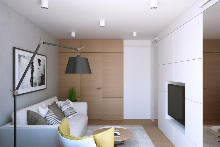 дизайн квартиры 50 кв м фото (18)