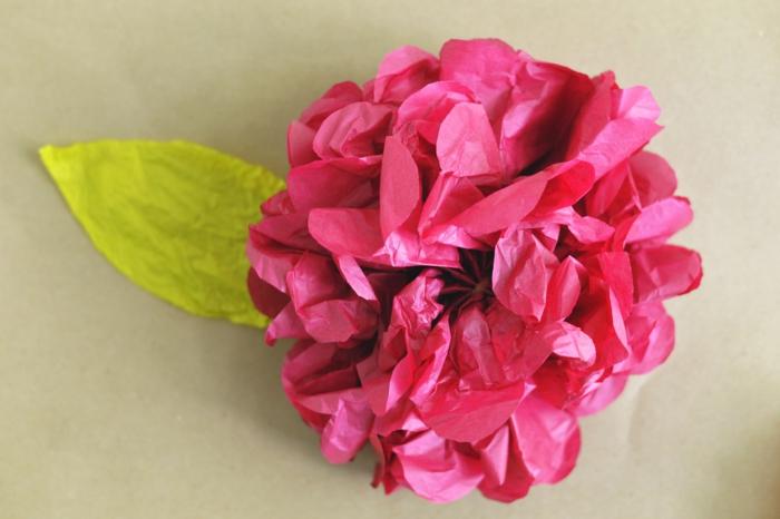 Цветы из своими руками пошаговое фото легкие для детей фото 438