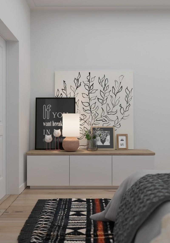 советы по дизайну маленькой квартиры